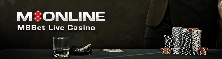 M8bet Live Casino