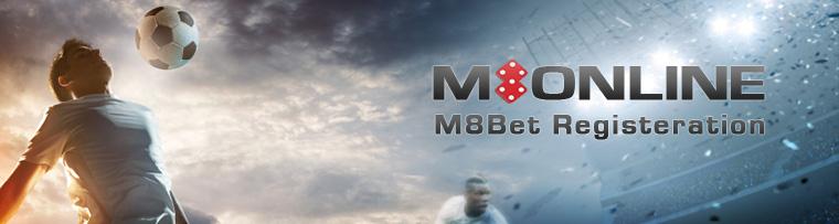 สมัคร M8bet