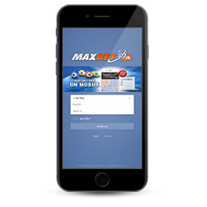ทางเข้า Maxbet Mobile